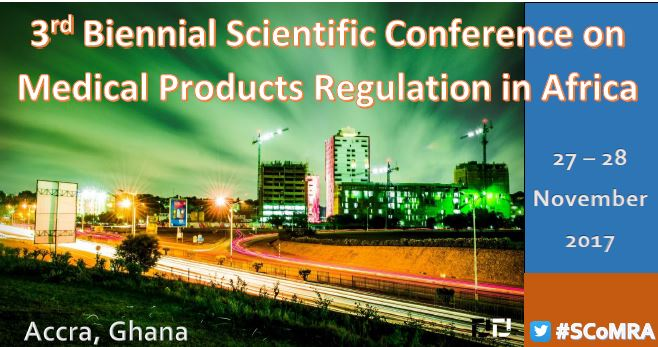 3rd Biennial Scientific Conference on Medical Products Regulation in Africa